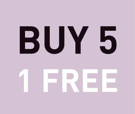 Buy 5 - 1 free