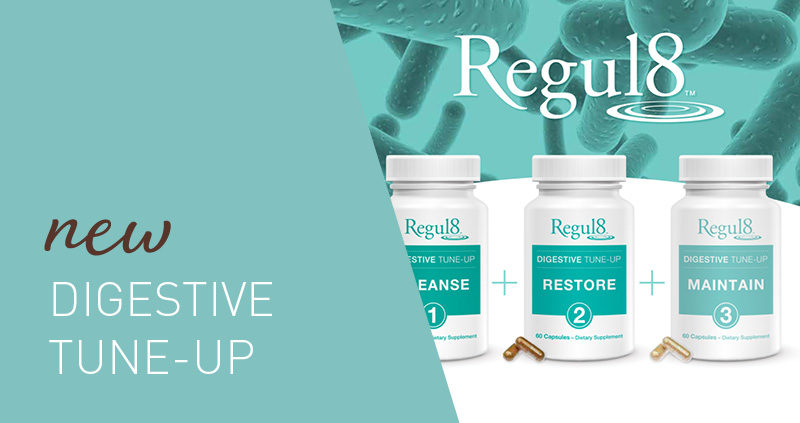 Regul8 - new digestive tune-up