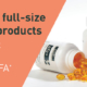 Purchase 4 full size DMK products, receive a DMK EFA ULTRA totally FREE