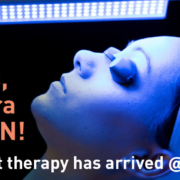 LED light therapy has arrived at Sasi