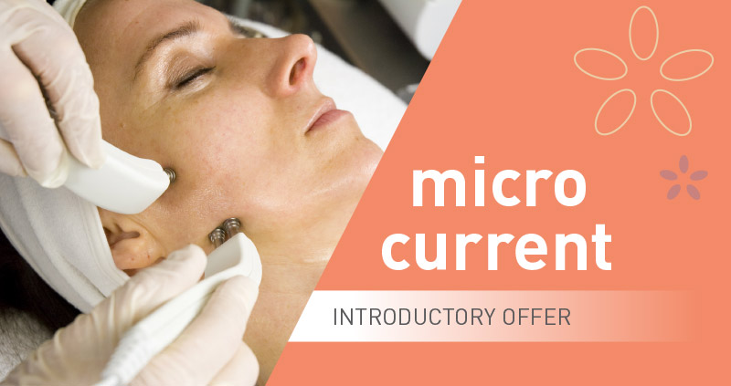 Micro current – introductory offer!