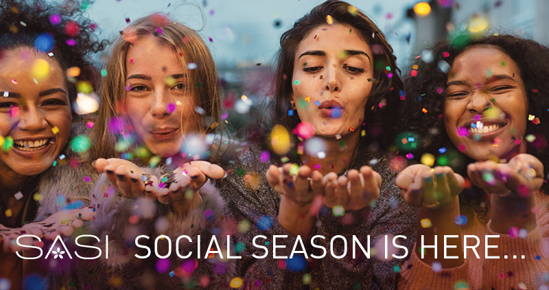 Sasi social season is here…