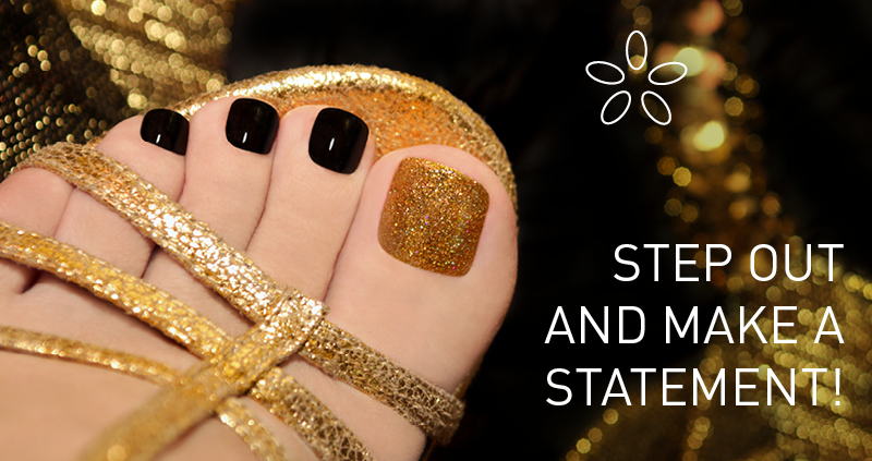 Step out and make a statement!