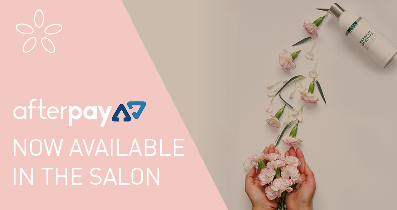 Afterpay now available at Sasi Skin Spa