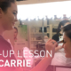 Makeup lesson with Carrie - school holiday special